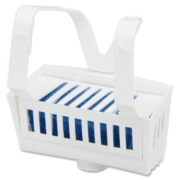 SKILCRAFT Toilet Bowl Rim Hanger w/ Non-para Block