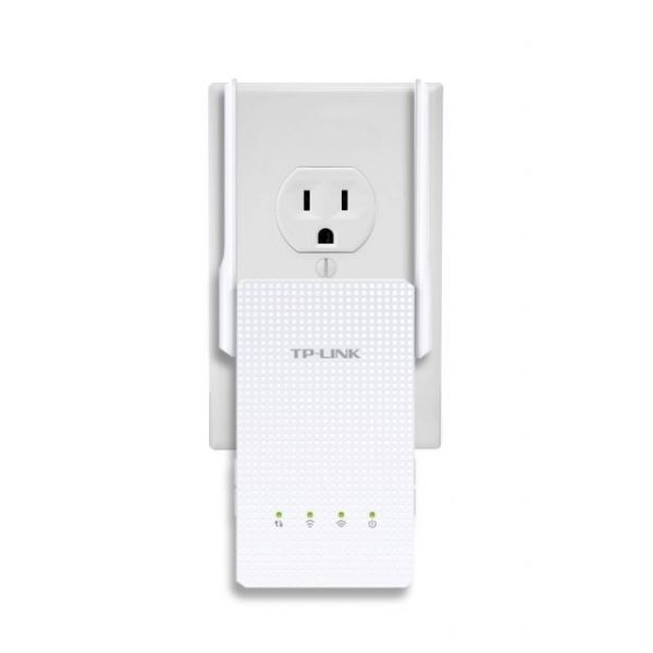 TP-LINK RE210 IEEE 802.11ac 750 Mbit/s Wireless Range Extender
