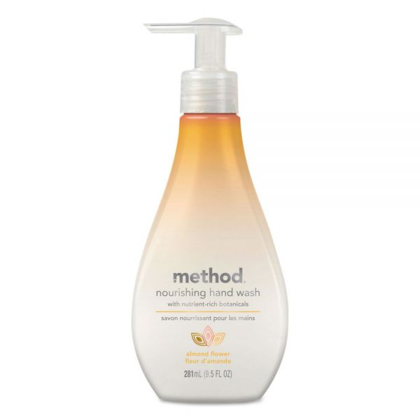 Method Nourishing Hand Wash, Almond Flower, 9 1/2 oz Bottle
