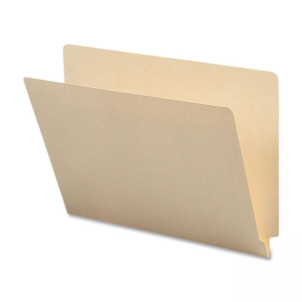 Sparco Letter Size End Tab File Folders