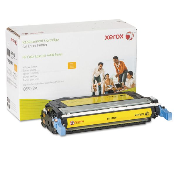 Xerox Remanufactured HP Q5952A Yellow Toner Cartridge