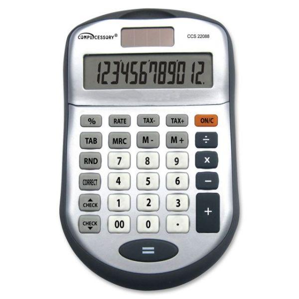 Compucessory 22088 12 Digit Desktop Calculator