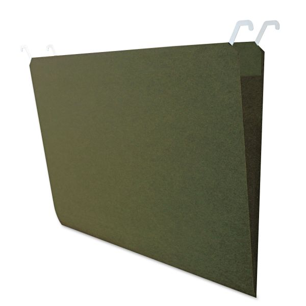 find It Hanging File Folders with Innovative Top Rail