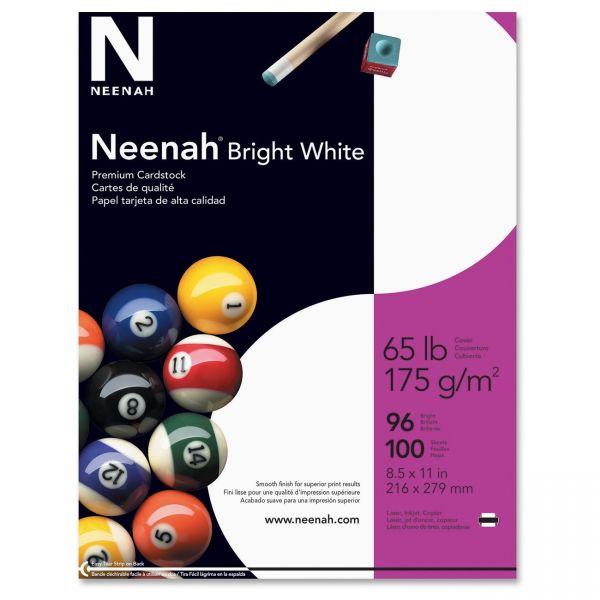 Neenah Card Stock