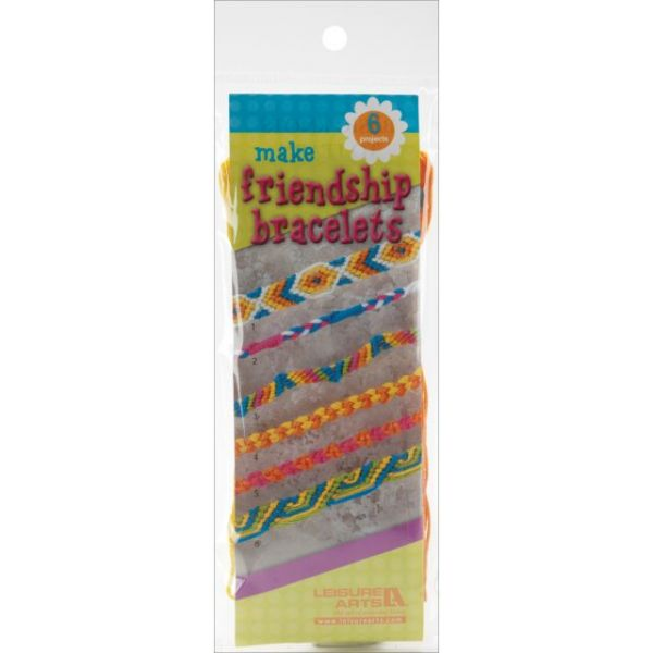Make Friendship Bracelets Kit