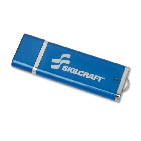 SKILCRAFT 32GB USB2.0 Flash Drive