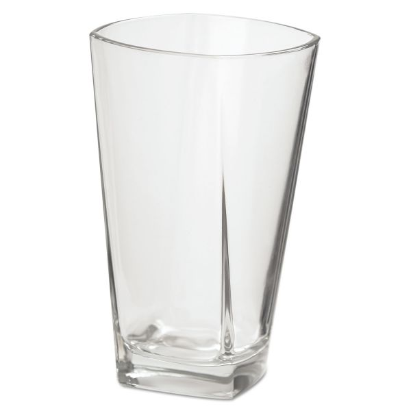 Office Settings Cozumel Beverage Glasses, 16oz, Clear, 6/Box