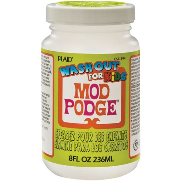 Mod Podge Wash Out Kids Glue