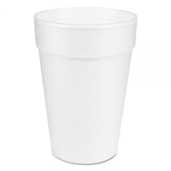 Dart Large 14 oz Foam Cups