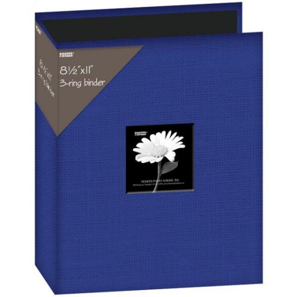 """Fabric 3-Ring Binder Album 8.5""""X11"""""""