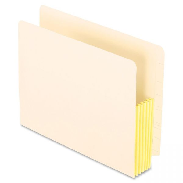 Pendaflex Convertible End Tab File Pockets