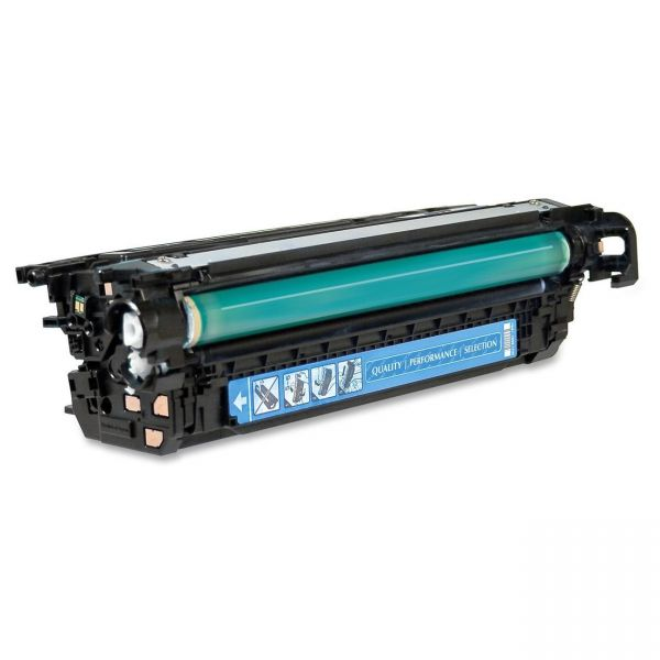 West Point Products Remanufactured HP CE261A Cyan Toner Cartridge