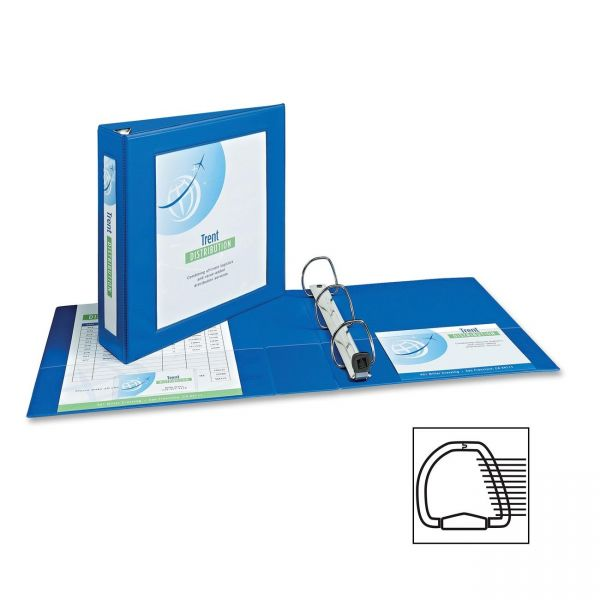 "Avery 2"" 3-Ring Framed View Binder"