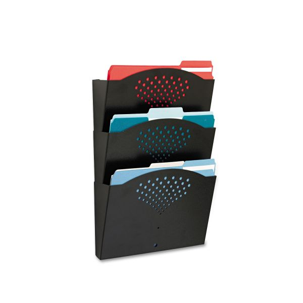 Safco Steel Wall File Pockets