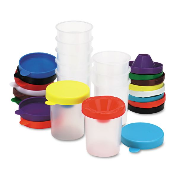 Chenille Kraft No-Spill Paint Cups