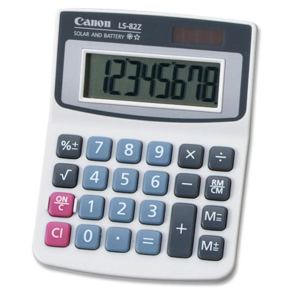 Canon LS82Z Handheld Calculator