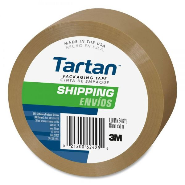 "Tartan 2"" Packing Tape"