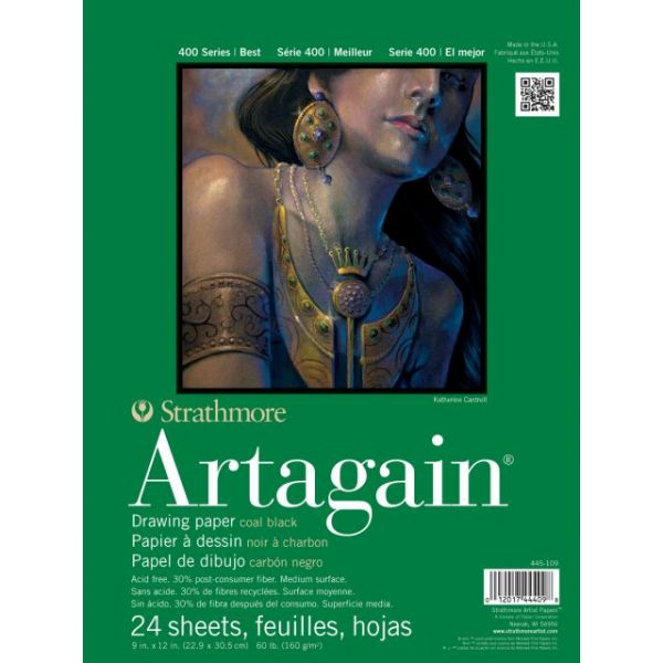 Strathmore Acid Free Artagain Paper Pad