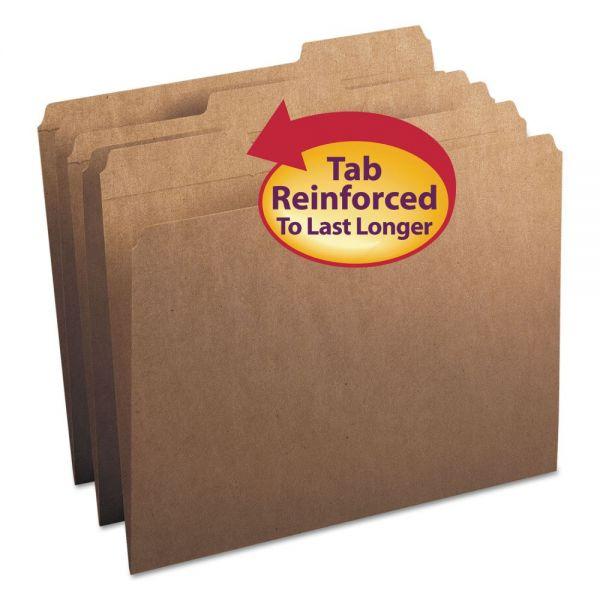 Smead Kraft Colored File Folders