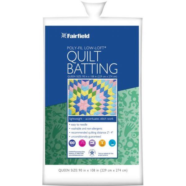 Fairfield Bonded Polyester Batting