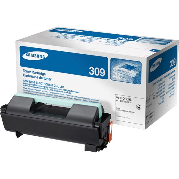 Samsung 309 Black High Yield Toner Cartridge