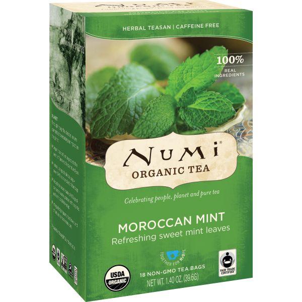Numi Organic Herbal Tea