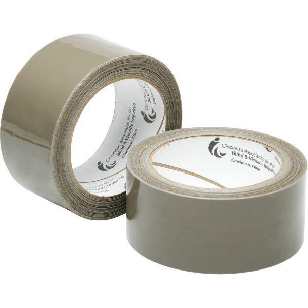 "SKILCRAFT Tan 2"" Packing Tape"