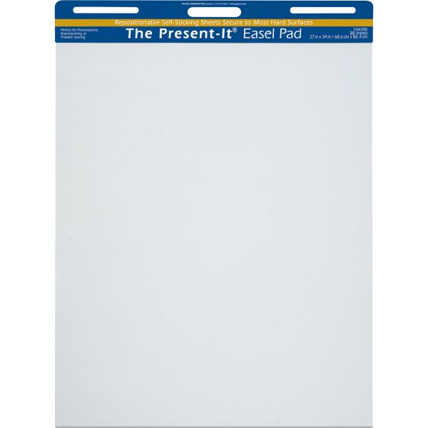 Pacon Present-It Self-Stick Easel Pads