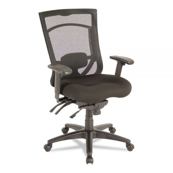 Alera EX Series Mesh Multifunction High-Back Office Chair