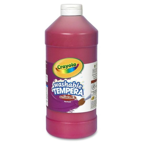 Crayola Washable Tempera Paint
