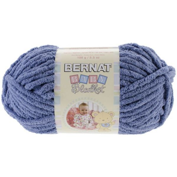 Bernat Baby Blanket Yarn - Baby Denim