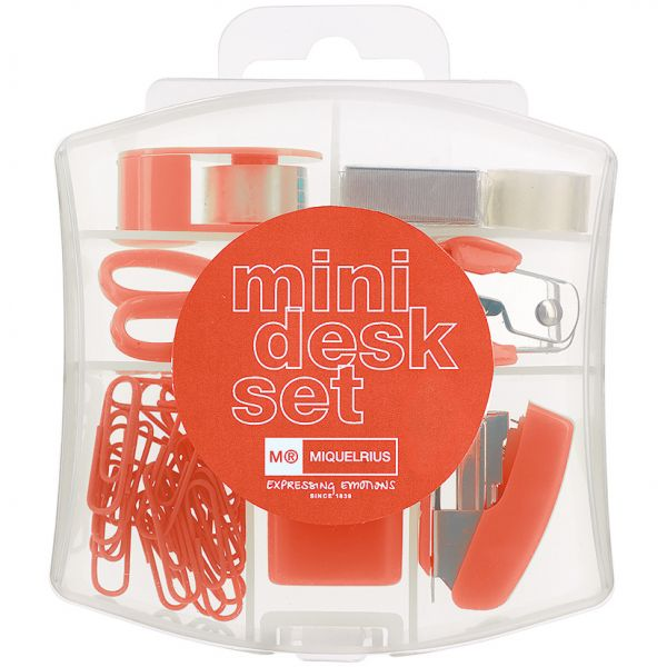 Candy Colors Mini Desk Set