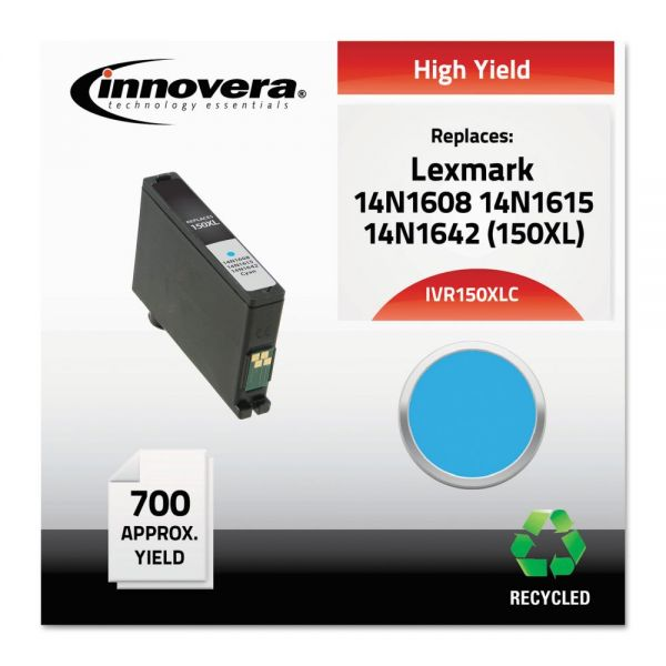 Innovera Remanufactured Lexmark 14N1608 (150XLC) High-Yield Ink Cartridge