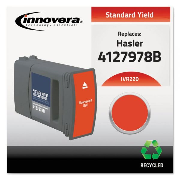 Innovera Compatible 4127978B (WJ-220) Ink, Red