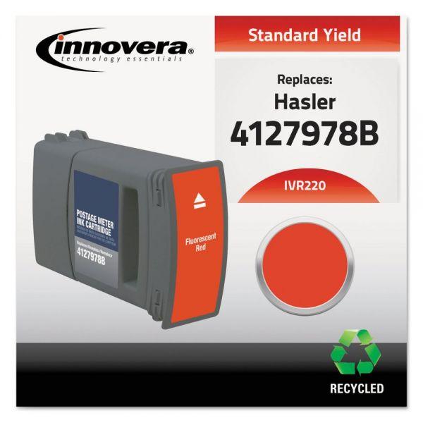 Innovera Remanufactured Hasler WJ-220 (4127978B) Ink Cartridge