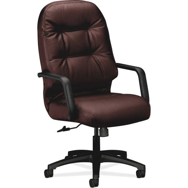 HON Pillow-Soft Series H2091 Executive High-Back Office Chair