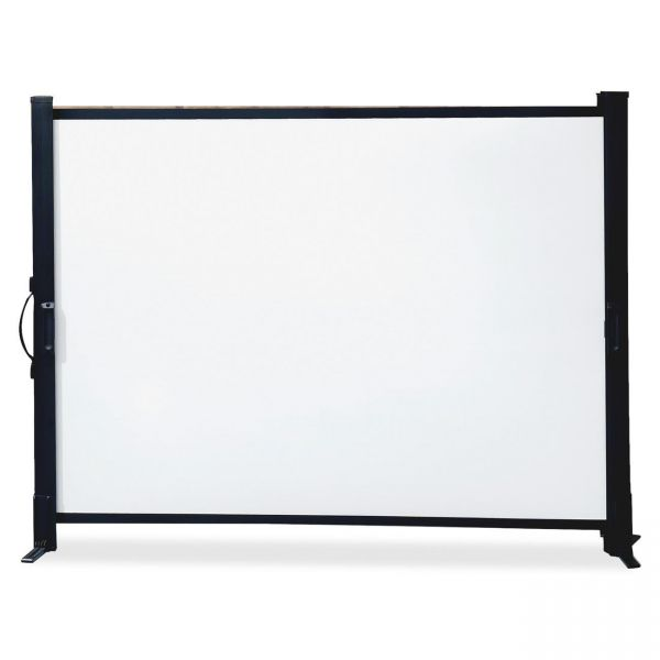 Quartet Tabletop Projection Screen