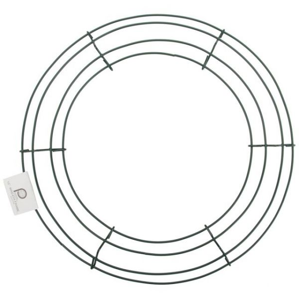 Wire Wreath Frame