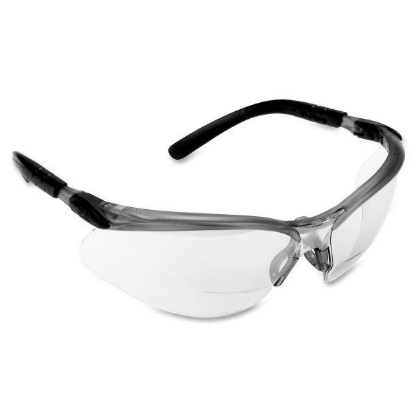 3M BX Protective Reader Magnifying Eyewear