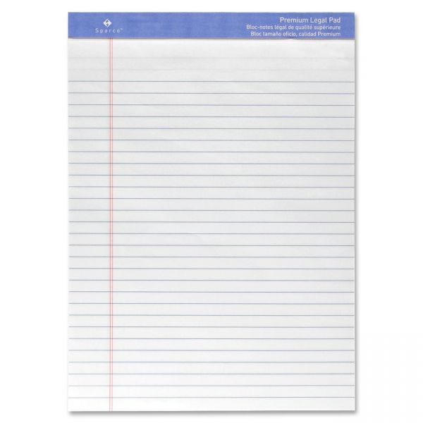 Sparco Letter-Size Legal Pad