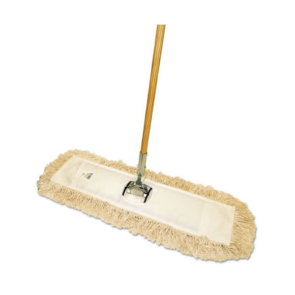 Boardwalk Cut-End Dust Mop Kit