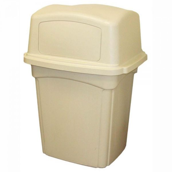 Continental Colossus 45 Gallon Trash Can