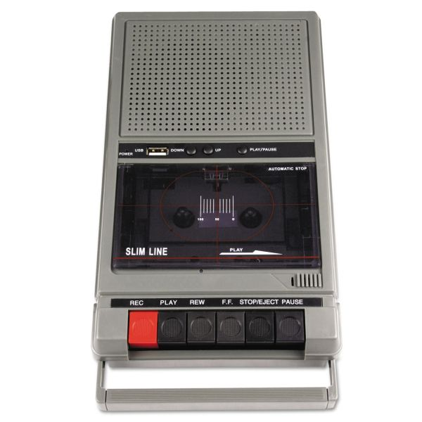 AmpliVox Cassette Recorder Eight-Station Listening Center