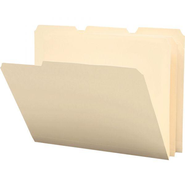 Smead 10510 Manila Poly File Folders