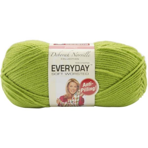 Deborah Norville Collection Everyday Soft Worsted Yarn - Kiwi
