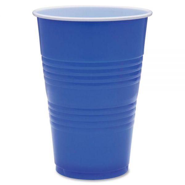 Genuine Joe 16 oz Plastic Party Cups