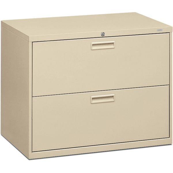 HON 500 Series 2 Drawer Lateral File Cabinet