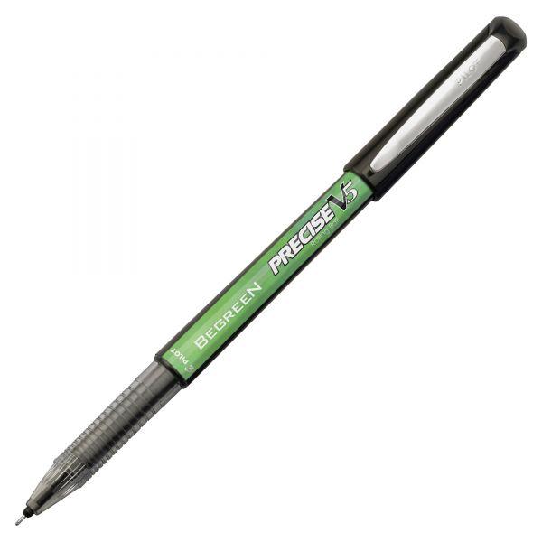 Pilot Precise V5 BeGreen Rollerball Pen