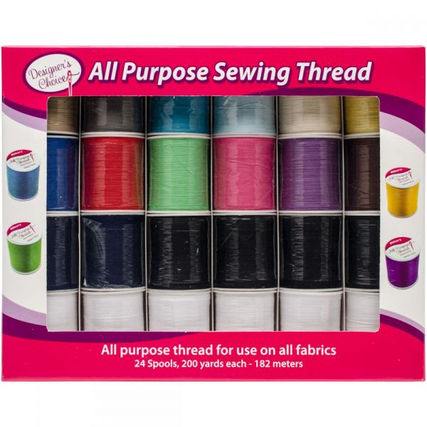 Designer's Choice All Purpose Sewing Thread