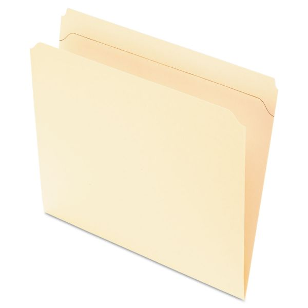 Pendaflex Reinforced Top Tab Manila File Folders